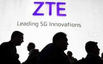US ban causes ZTE to cease main operations