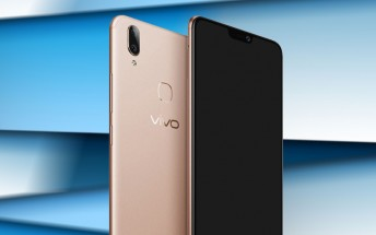 vivo V9 Youth launched in India - toned down V9 for INR 18,990