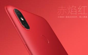 Xiaomi releases amazing-looking portrait selfies taken with the Mi 6X