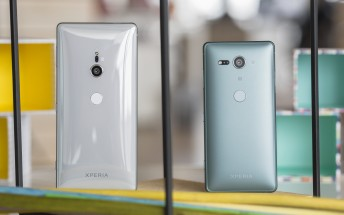 Sony's Xperia XZ2 and XZ2 Compact will be available in the US on April 20