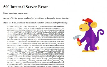 Partial YouTube outage: Channel pages are returning error 500 [UPDATE]
