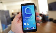 alcatel 1x with Android Go lands in the US on June 4, pre-orders are live