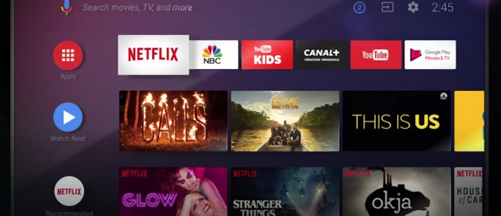 Android TV gets quicker setup, Autofill, improved