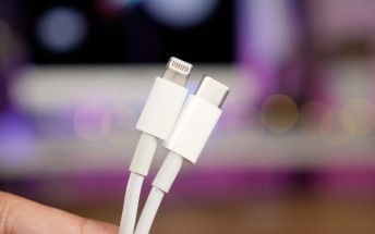 Apple makes USB-C to Lightning cable cheaper