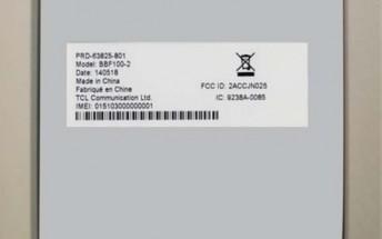 BlackBerry Key2 gets FCC certified