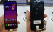 LG G7 ThinQ hands-on images leak ahead of tomorrow's unveiling