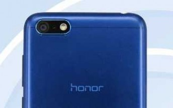 Entry level Honor 7S specs and images leak via TENAA