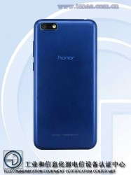 Honor 7S in Blue