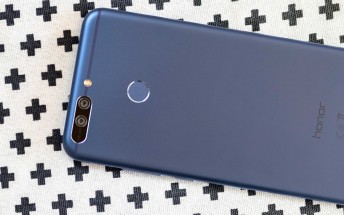 New OTA update brings Face Unlock to the Honor 8 Pro