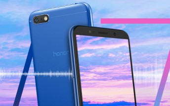 Honor Play 7 announced - 18:9 panel on a very tight budget