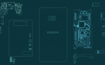 HTC Exodus is a blockchain smartphone, coming soon