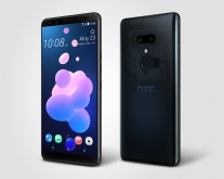HTC U12+ features a dual camera on the back
