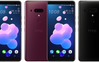 HTC U12+ full leak includes press images and all the specs