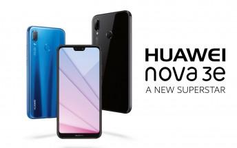 Huawei Nova 3e (Huawei P20 Lite) coming on May 25 in Malaysia