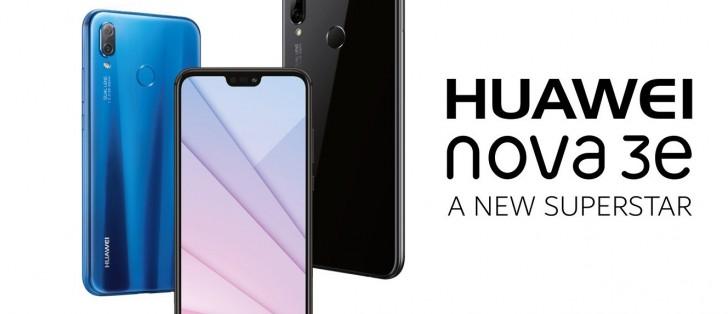 Huawei Nova 3e (Huawei P20 Lite) coming on May 25 in