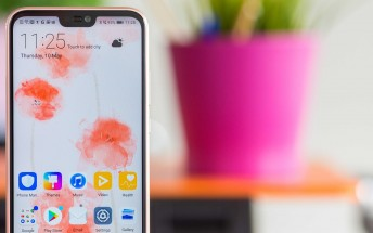 Huawei P20 Lite in for review