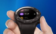 Huawei Watch 2 (2018) unveiled: eSIM, nano-SIM and no SIM versions now available