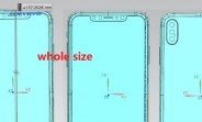 Apple iPhone X Plus and 'budget' iPhone X design and size leak in schematics