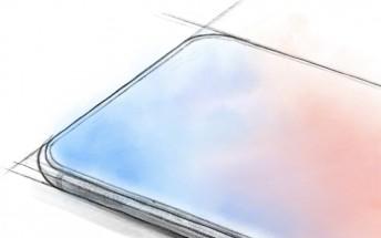 Another teaser of bezel-less Lenovo Z5 appears