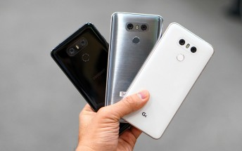 LG G6 ThinQ pops up, brings no changes whatsoever