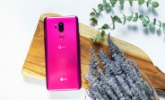 Update brings 4K 60fps video recording to LG G7 ThinQ