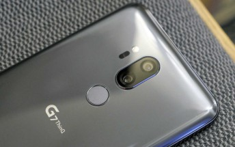 LG G7 ThinQ goes up for pre-order in the UK