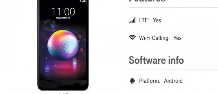 LG K30 appears on T-Mobile's support page - GSMArena com news