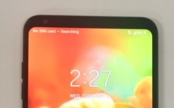 LG V35 ThinQ spotted on Wireless Power Consortium's website