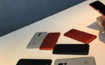 Meizu M6T design exposed in the leaked images