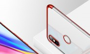 Xiaomi Mi 8 handled on video - and it has a translucent back