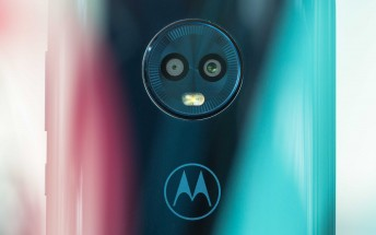 Motorola Moto G6 in for review