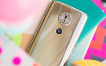 Motorola Moto G6 Play in for review