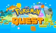 Nintendo launches cubist Pokemon Quest