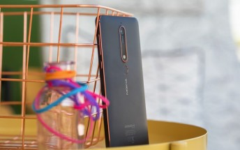 White Nokia 6.1 available for pre-order in the US from B&H Photo