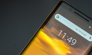 Nokia 8 Sirocco in for review