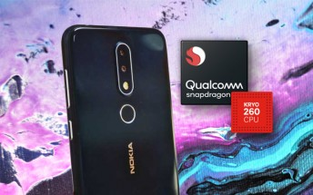 Nokia X6 visits Geekbench to test its Snapdragon 636 chipset