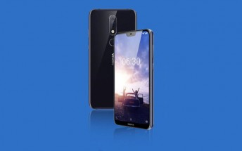 More official renders of Nokia X6 appear