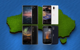 New Nokia models, including Nokia 8 Sirocco and 7 Plus reach Australia