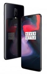 OnePlus 6 in Mirror Black