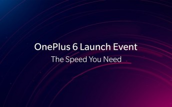 OnePlus 6 is coming, watch the event live here