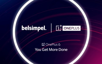 OnePlus 6 will be officially available in the Netherlands on launch day