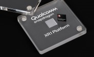 Qualcomm announced its first AR and VR-centric chip but not for smartphones