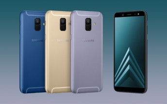 Samsung Galaxy A6 (2018) and A6+ (2018) European pricing confirmed