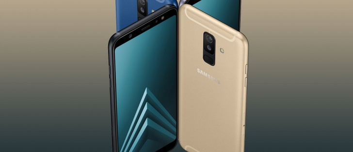 Samsung Galaxy A6/A6+ land in UAE - GSMArena com news