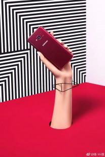 Samsung Galaxy S8 Lite renders