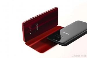 Samsung Galaxy S8 Lite render