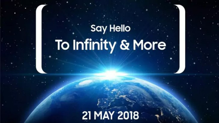 Samsung sends invites for May 21 event in India, could launch Galaxy A6 and J6