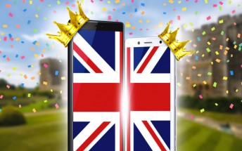Sony's Royal Wedding giveaway could net you an Xperia XZ2 or XZ2 Compact