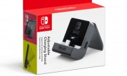 Nintendo announces Adjustable Charging Stand for the Switch