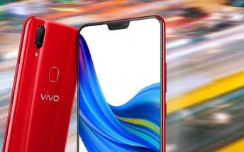 vivo Z1 debuts with a 6.3